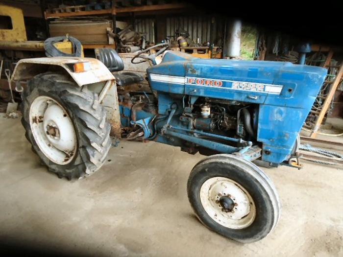 1968 Ford 2000 Diesel Tractor : Ford super dexta cylinder diesel tractor the vendor