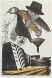 Auktionslos 2628 - Bentz, Roland Geb. 1950 in Bietigheim, Maler und Grafiker in Bissingen, Stud. an der Akad.