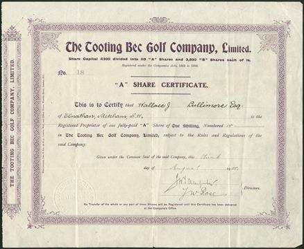 Club dating certificate — 4