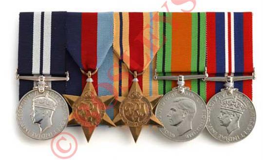 WW2 RAF Siege of Malta Fleet Air Arm Stringbag Distinguished