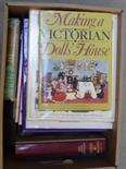 Dolls & Equipment. Eighteen volumes of books comprising four on teddy bears, five on doll`s houses