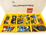 Two boxes of various Lego