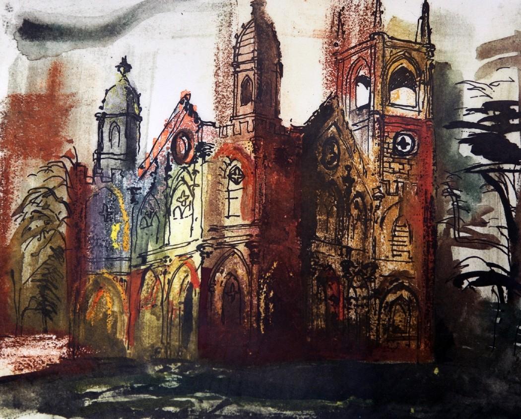 John Piper Artist Paintings For Sale