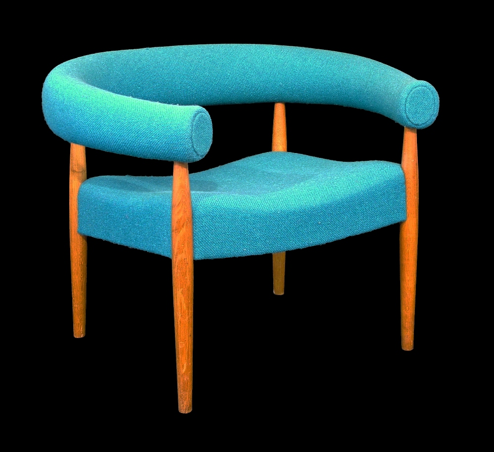 modern design nanna ditzel for artek sausage elbow chair