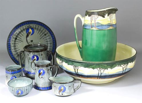 Genuine Antique Royal Doulton from trusted antique dealers..