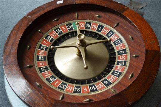 Gambling rate of return