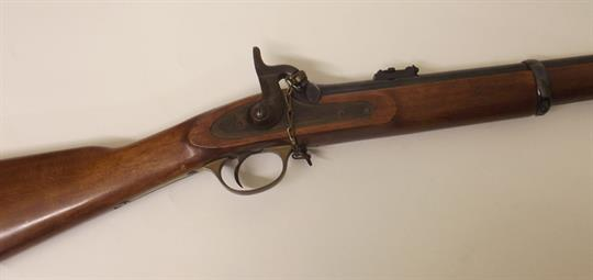 Enfield 1861 Parker Hale reproduction rifle  (inert with solid