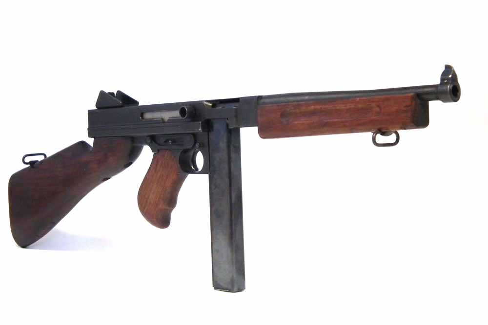 Thompson 1928A1 Serial Numbers - crisecom