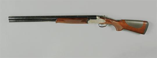 Bettinsoli 12 bore over/under shotgun, 27 5 inch multi choke