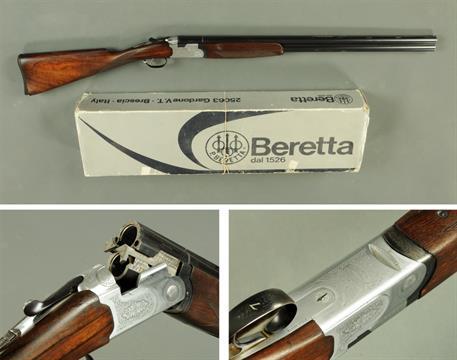 Dating een Beretta Shotgun