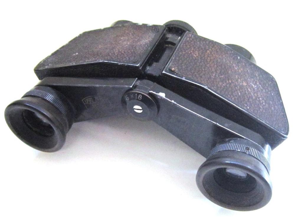 Details about Vintage Carl Zeiss Jena Jenoptem 8x30w Binoculars & Case ...