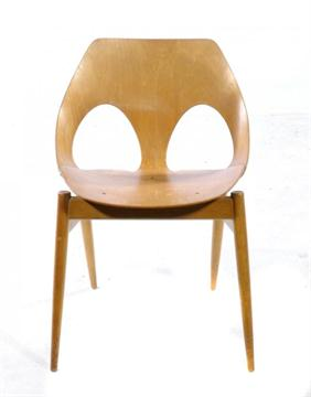 Auction date  sc 1 st  The Saleroom & A C2 JASON CHAIR DESIGNED BY CARL JACOBS FOR KANDYA LTD IN 1950 the ...
