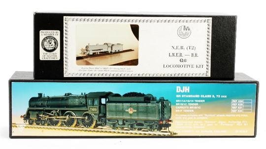 DJH/Craftsman Models 00 Gauge unbuilt Locomotive kits: K35