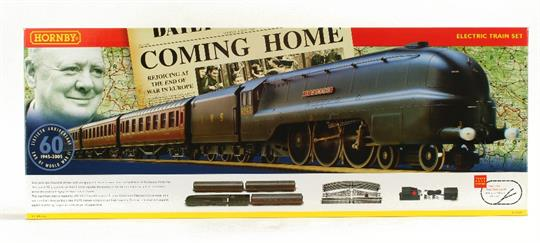 A Hornby (China) 00 Gauge Limited edition R1060 train set