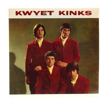 Kinks singles
