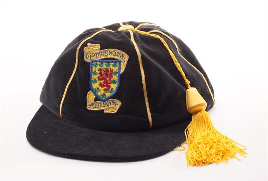 Football Cap  Scotland 1896f75de5b