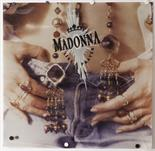 Lot 535 - Madonna: Like A Prayer 3ft square photographic HMV shop display, very good condition