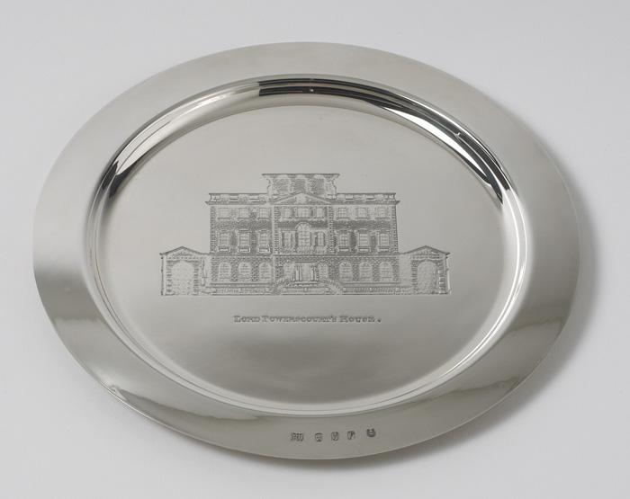 Lot 19 - 1780: Irish Georgian Society limited edition silver plates of Dublin landmarkshallmarked silver by