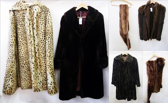 Gomez dating vintage fur coats pics