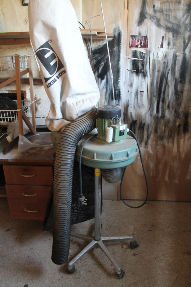 Lot 380   An Elektra Beckum Dust Extractor, Portable, 240v.