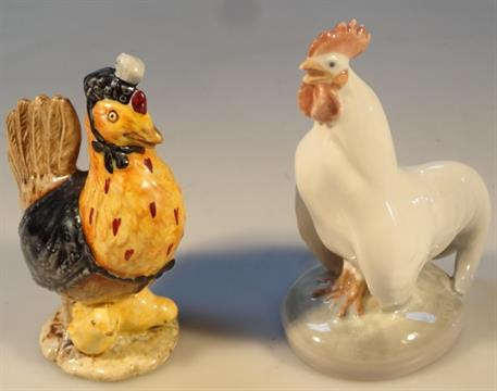In Beswick Beatrix Potter Sally Henny Penny Excellent Quality