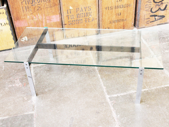 a robin day original alpha coffee table designed in 1959 for hille
