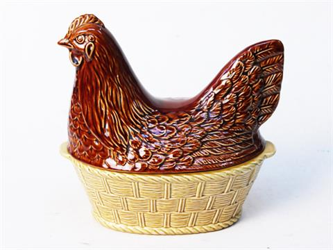 Pottery & China Pottery & Glass Beswick Emgland 2306 Chicken Cheap Sales