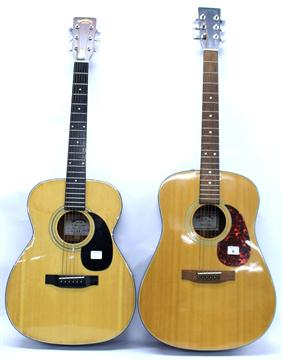 Sigma Guitars Dm 2 Acoustic Guitar Made In Korea Ser No