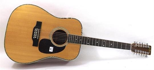martin acoustic dating