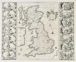 Lot 113 - British Isles. Jansson (Jan), Britannia prout divisa suit temporibus Anglo-Saxonum, prasertim
