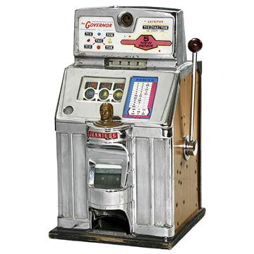 Jennings tic tac toe slot machines casino gambling roulette usa