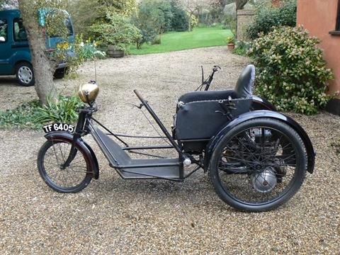A Rare Stanley Engineering 39 Argson 39 Invalid Carriage