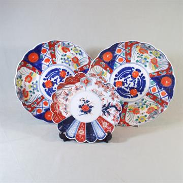 Dating imari plates large