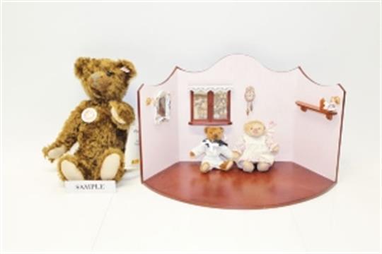 Steiff Kinderzimmer | Steiff Club Edition 2008 Das Steiff Kinderzimmer No 420849