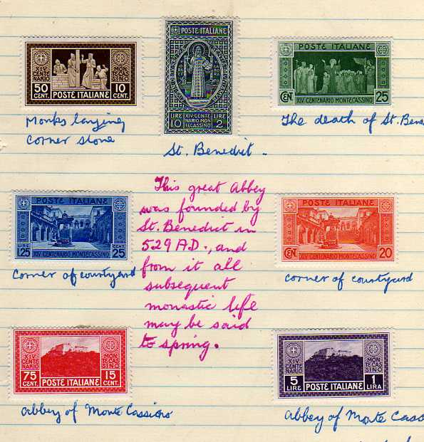 Lot 57 - BOX OF VARIOUS IN FIVE ALBUMS, GB MINT COMMEMS AND FDC, CATHOLIC THEMATIC COLLECTION, ALSO APPROX.