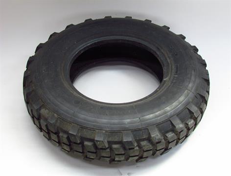 Michelin X 7.50R16 XGL tyre for MOD Land Rover 110 - unused Michelin