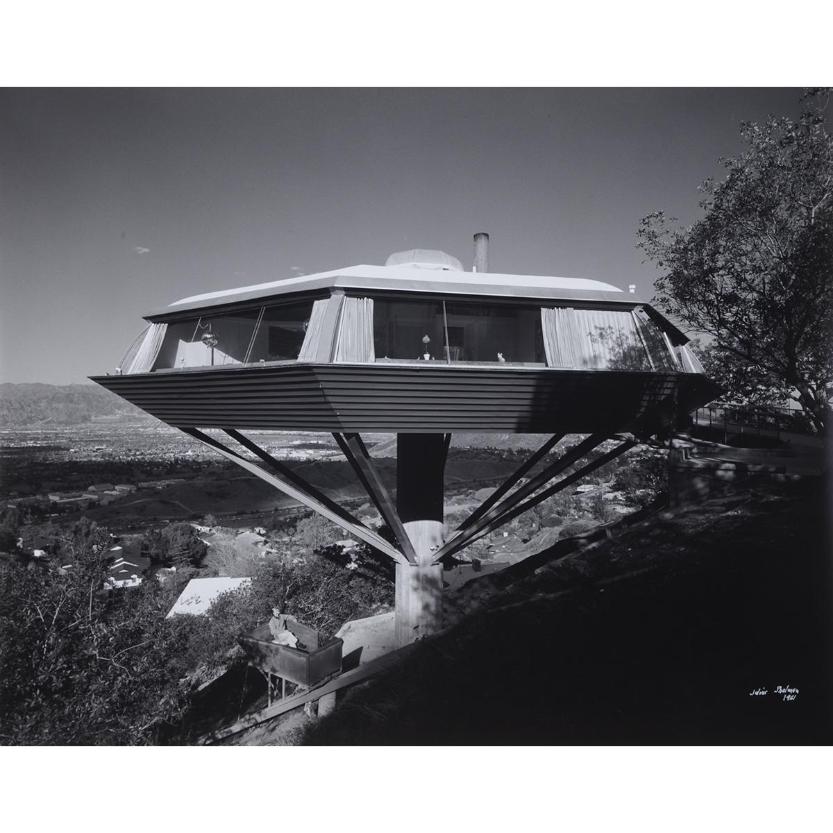 Lot 31 - Julius Schulman (1910-2009), American MALIN ('CHEMOSPHERE' HOUSE) RESIDENCE, DESIGNED BY JOHN