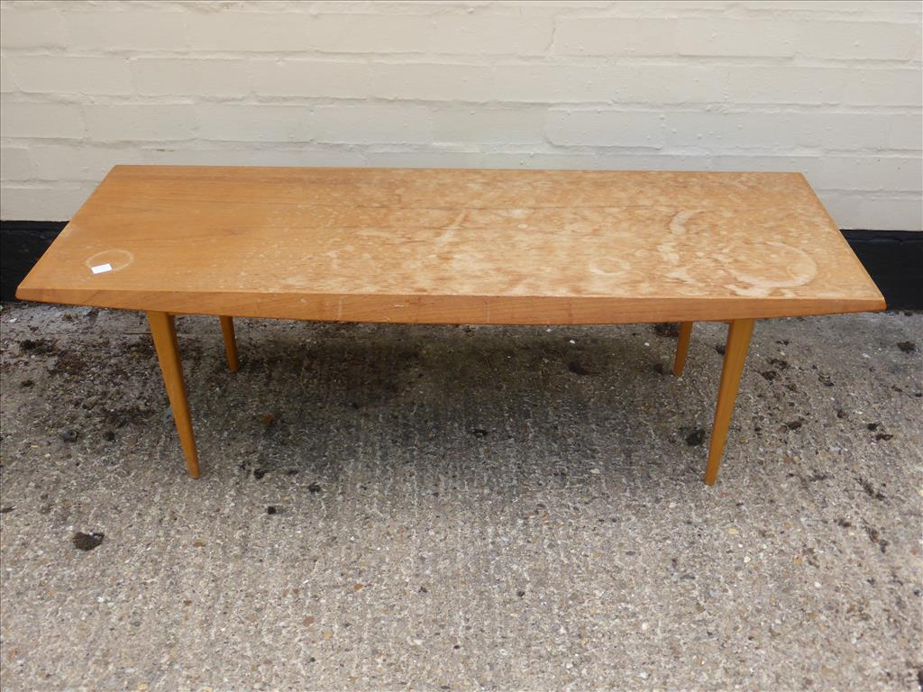 Gordon Russell Coffee Table Gordon Russell Teak Coffee Table Designed By Trevor Chinn Pp N A