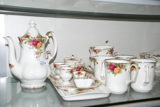 Hookup Royal Albert Old Country Roses