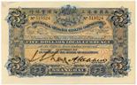 BANKNOTES, CHINA - FOREIGN BANKS Hongkong & Shanghai Banking Corporation: $5, 3 September 1919,