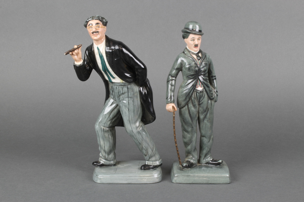 Image result for charlie chaplin and groucho marx