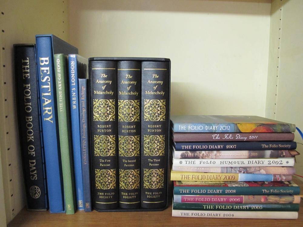 Three volumes - Robert Burton - The Anatomy of Melancholy - London ...