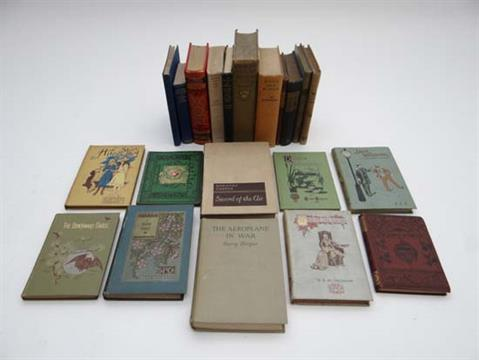 Help with books from 19th-20thC?