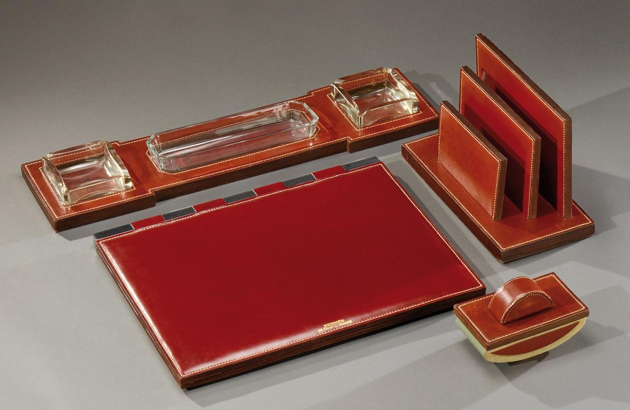 paul dupre lafon 1900 1971 et hermes paris n cessaire de. Black Bedroom Furniture Sets. Home Design Ideas