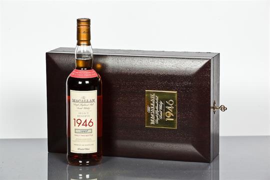 Một số thương hiệu rượu whisky đắt nhất thế giới