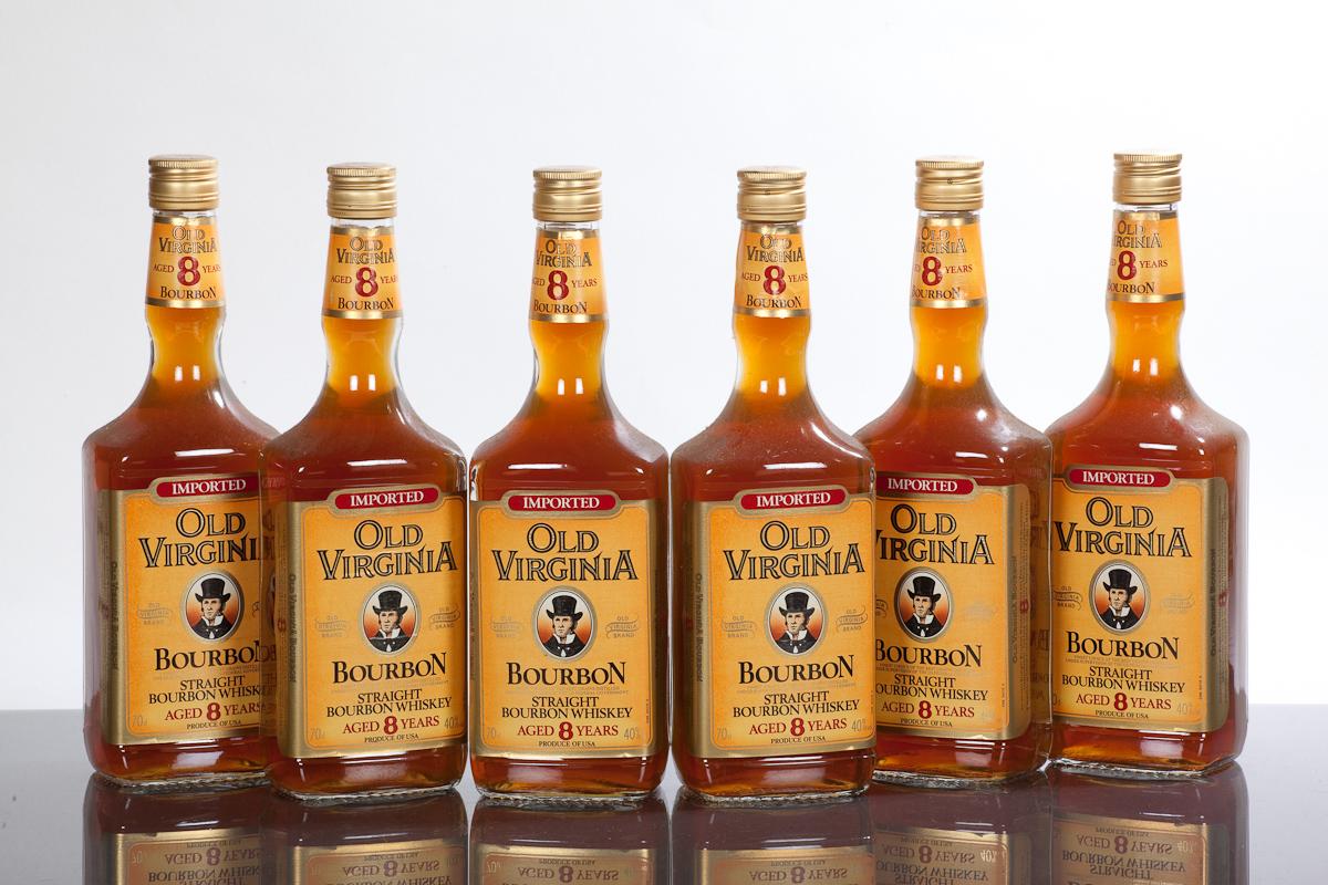 Виски old virginia цена