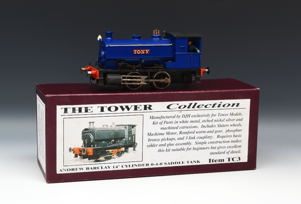A Tower Collection O Gauge No TC3 Andrew Barclay 14