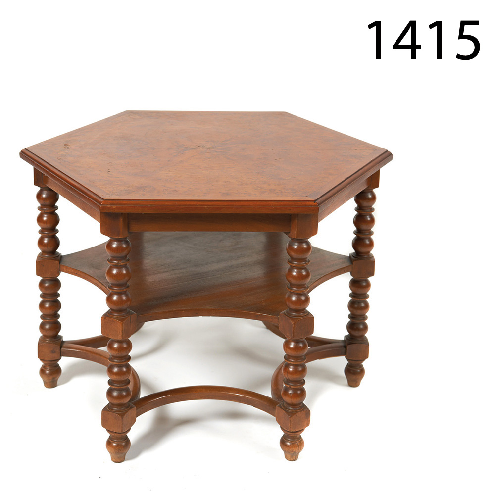 Lox Table Mesa Auxiliar Dise O Octogonal S Xx Madera De Ra Z  # Muebles Directo Cee