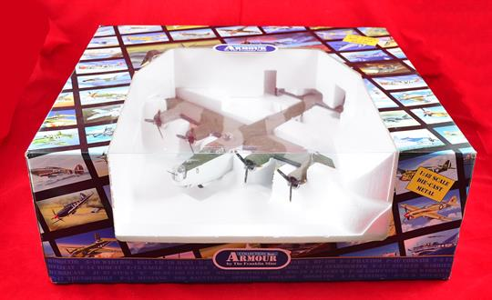 Franklin Mint Armour Collection 1:48 scale diecast B-24