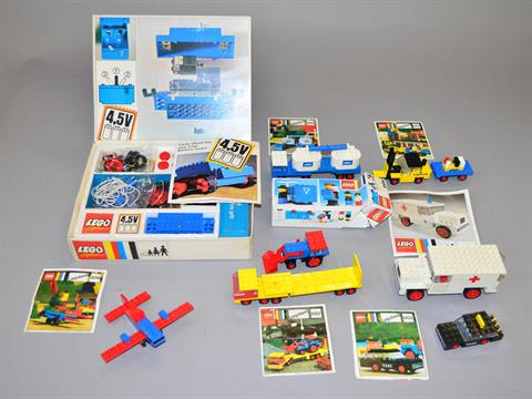 Lego System C1969 103 Boxed With Instructions And 664 Boxed
